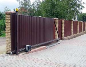 автоматические ворота в Орехово-Зуево